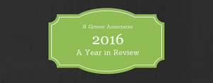 SGA's 2016 in Review