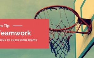 March Madness: Learn How to Work as a Team