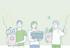 Multi-Family Recycling Program