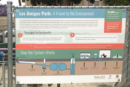 Los Amigos Park - Santa Monica